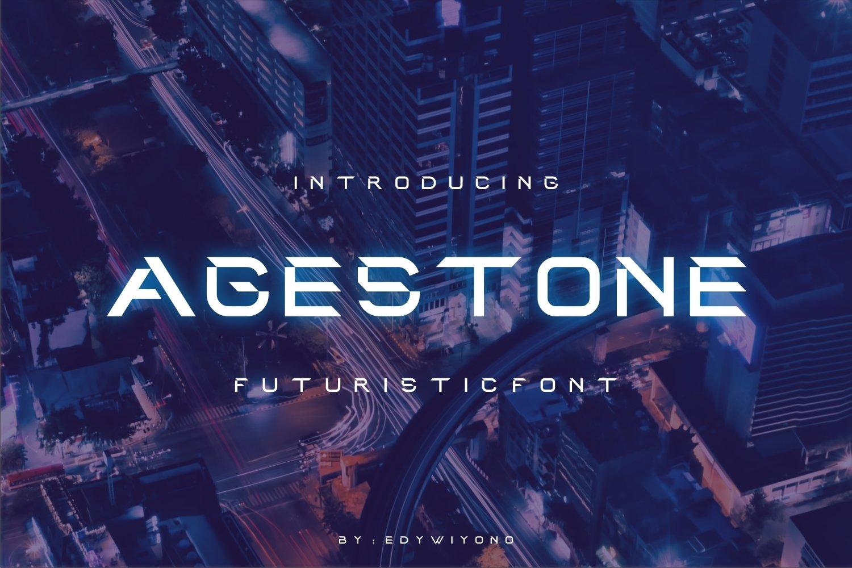 Agestoned-Font