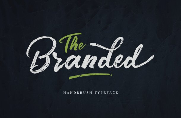 The Branded Font