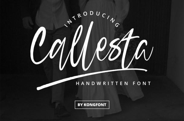 Callesta Font