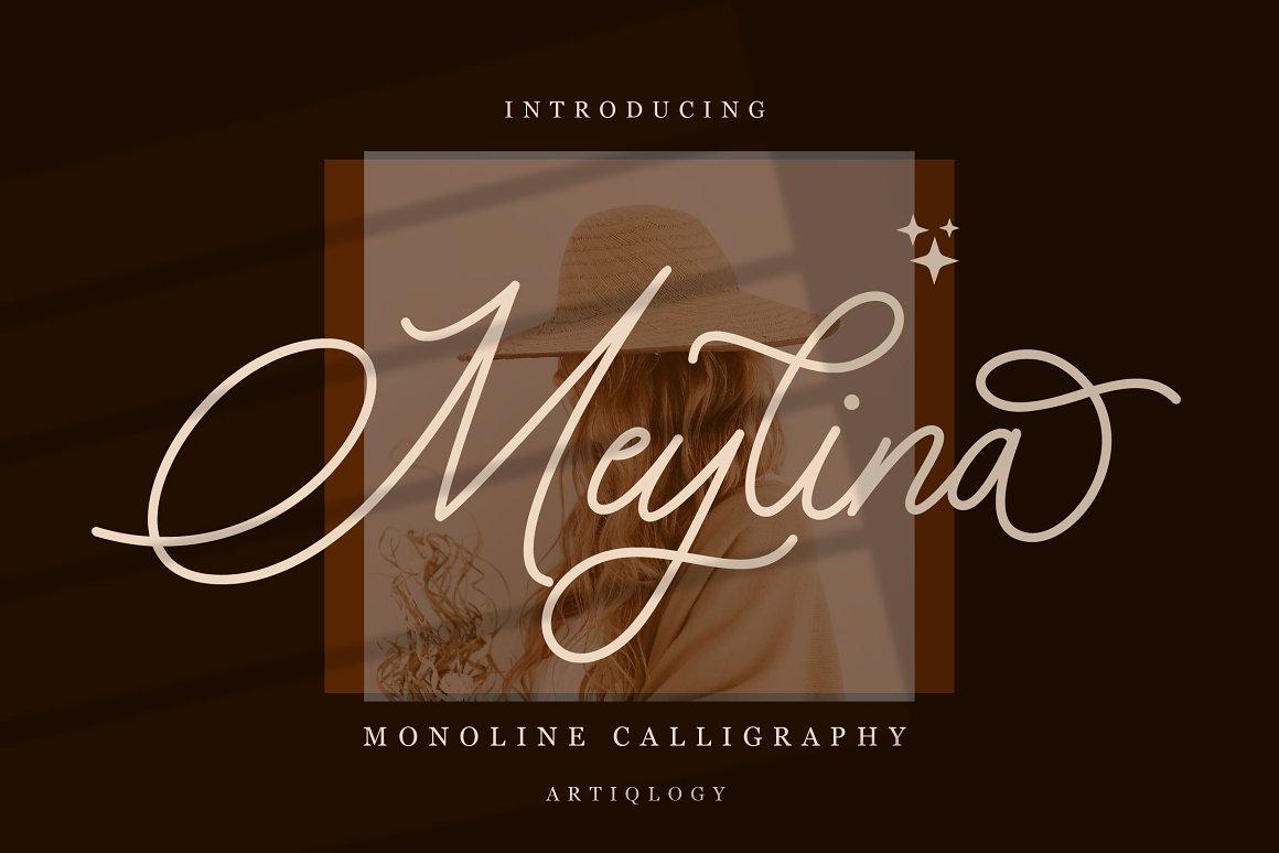 Meylina-Font