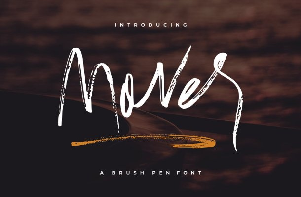 Mover Font