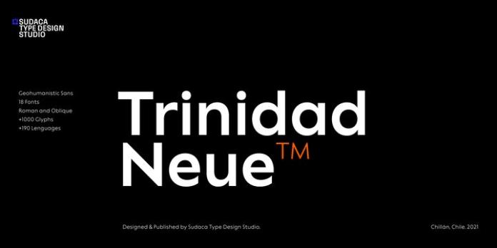 Trinidad-Neue-Font-Family