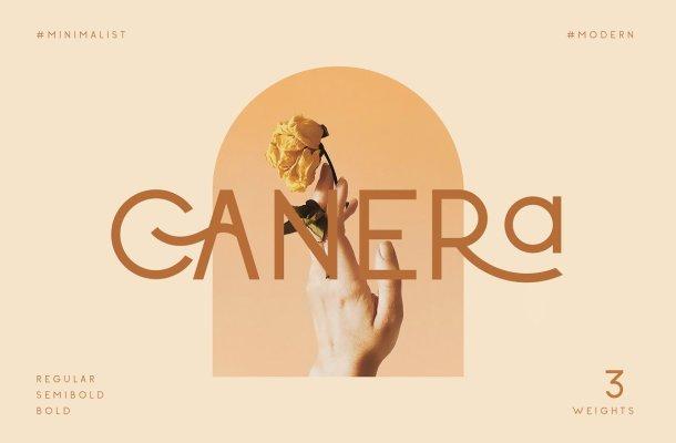 Canera Font