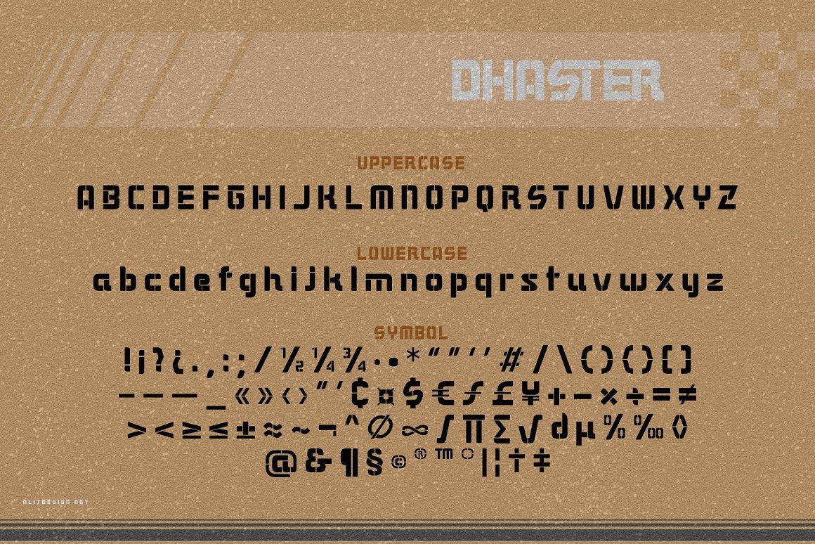 Dhaster-Font-3