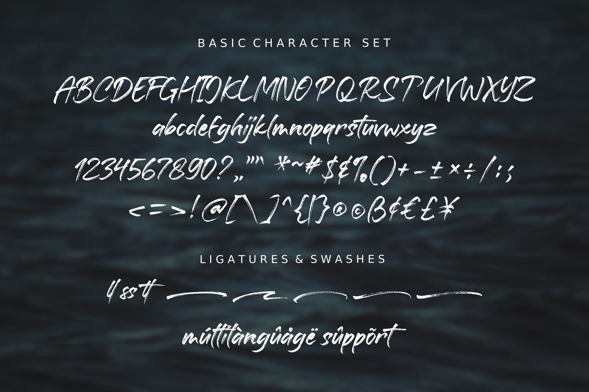 Battaghorse Font-3
