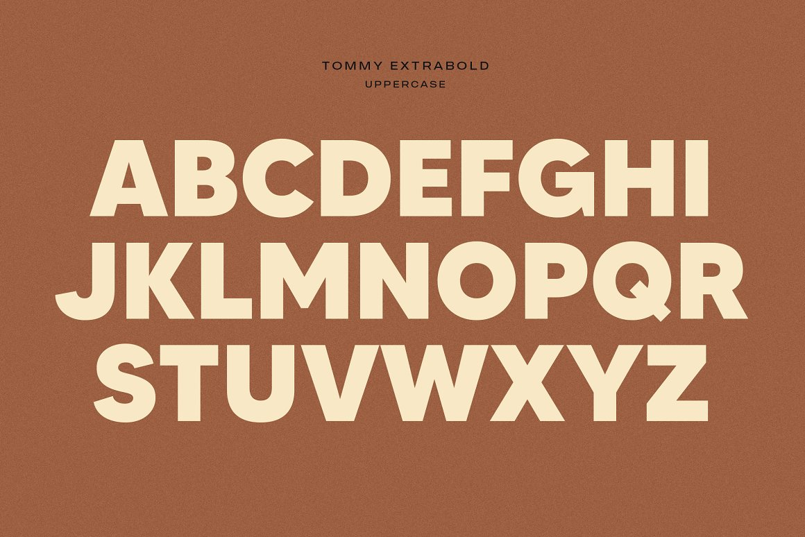 Tommy Font Family-3