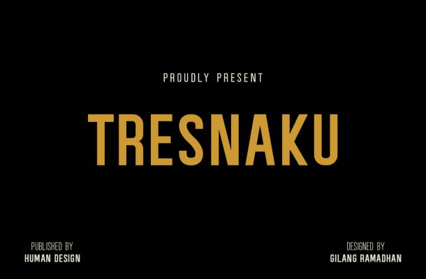 Tresnaku Font