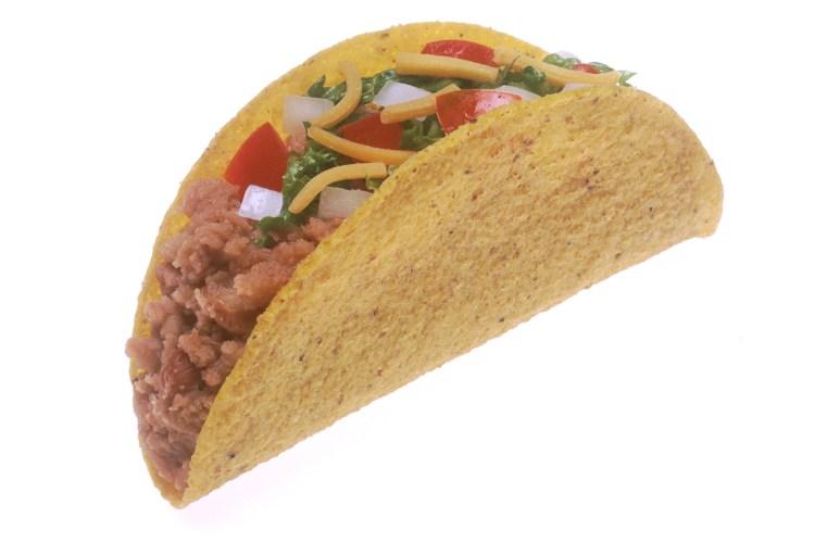 Free tacos at Taco Bueno, now through May 5.