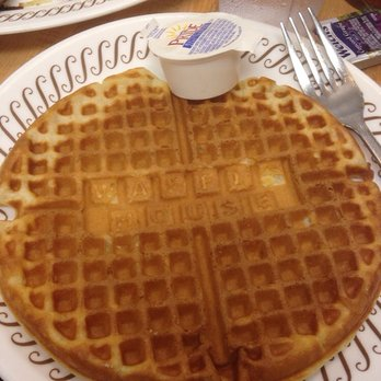 Free Waffle and Hashbrowns from Waffle House