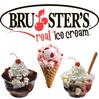 Free ice cream from Bruster's on March 4