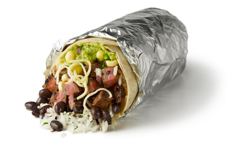$3 Chipotle on Halloween – The Free Food Guy