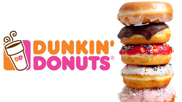Free food from Dunkin' Donuts!
