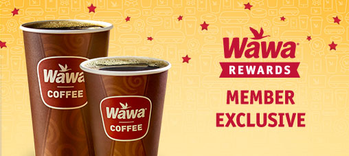 Free coffee from Wawa every Friday in March