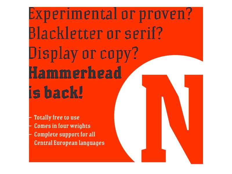 Typeface-Hammerhead02