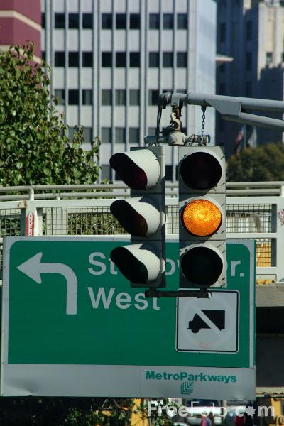 Traffic Light Boston Massachusetts pictures free use