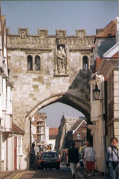 Medieval Gate Salisbury Pictures Free Use Image 38 07