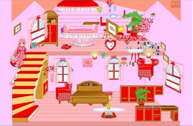 Bedroom Decoration Games Free
