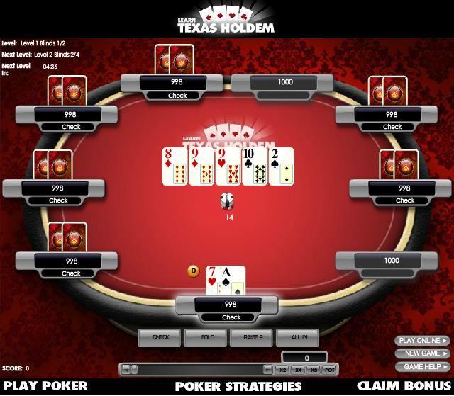 Poker au qatar