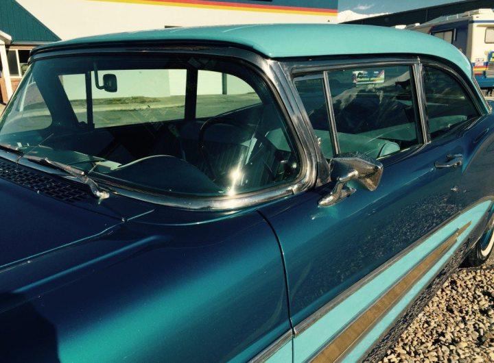 Classic Car Glass Precision Auto Glass
