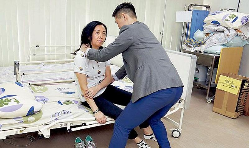 入行做物理治療助理 從扶抱轉移技巧學起|無障礙文章|Free Guider ♿ 香港一站式無障礙資訊平臺及旅遊指南