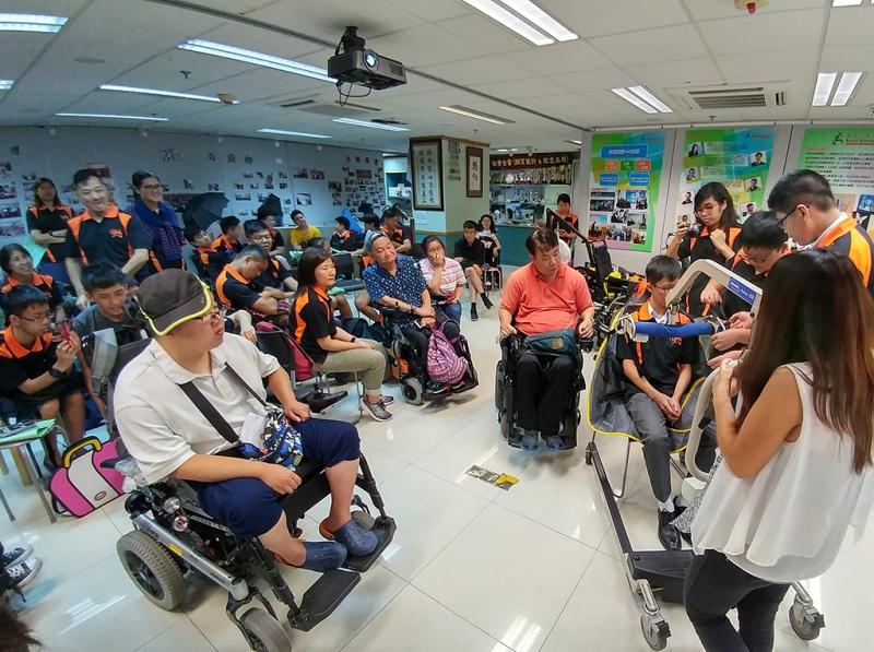 路向四肢傷殘人士協會   無障礙文章 香港一站式 ♿ 無障礙資訊平臺 無障礙旅遊指南 Free Guider