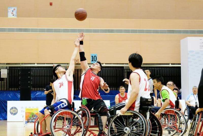 香港輪椅籃球聯賽2018 | 比賽內容|香港一站式 ♿ 無障礙資訊平臺|無障礙旅遊指南|Free Guider