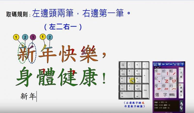 「筆畫輸入」第二篇 |香港一站式 ♿ 無障礙資訊平臺|無障礙旅遊指南|Free Guider