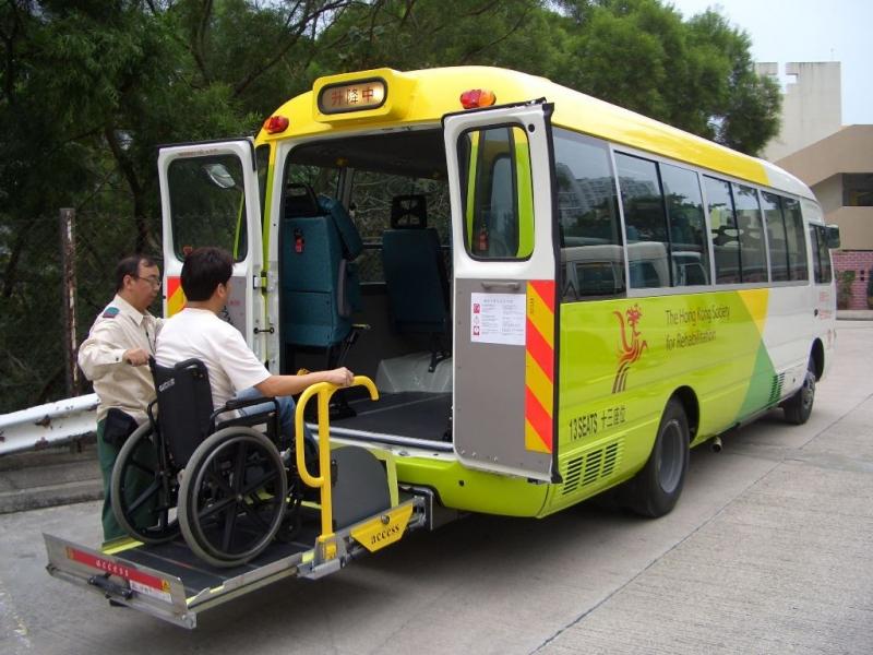 復康穿梭巴士服務 | 生活百科|香港一站式 ♿ 無障礙資訊平臺|無障礙旅遊指南|Free Guider