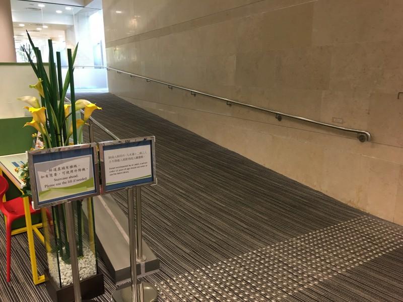 調景嶺公共圖書館 | 無障礙景點|香港一站式 ♿ 無障礙資訊平臺|無障礙旅遊指南|Free Guider