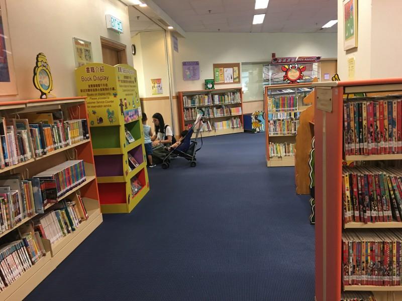 鯉魚門公共圖書館   無障礙景點 香港一站式 ♿ 無障礙資訊平臺 無障礙旅遊指南 Free Guider
