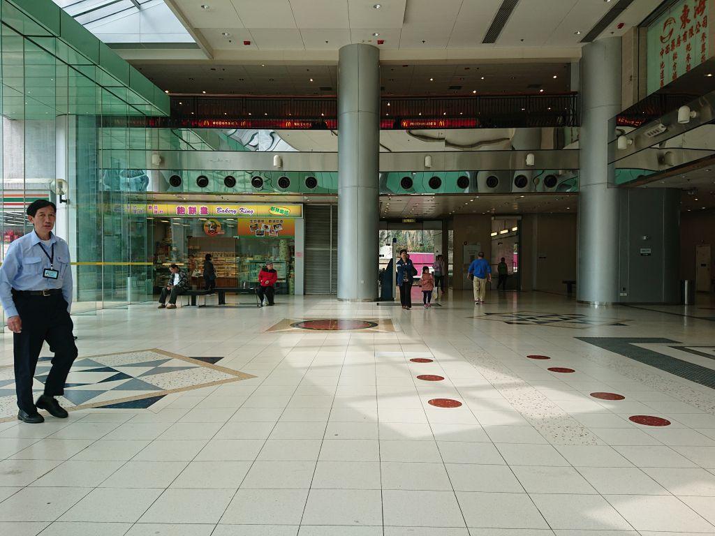 葵盛東商場   無障礙景點 香港一站式 ♿ 無障礙資訊平臺 無障礙旅遊指南 Free Guider
