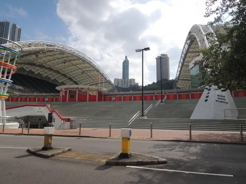 香港大球場   無障礙景點 香港一站式 ♿ 無障礙資訊平臺 無障礙旅遊指南 Free Guider