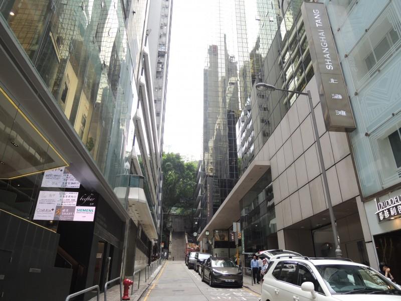 中環都爹利街及煤氣路燈   無障礙景點 香港一站式 ♿ 無障礙資訊平臺 無障礙旅遊指南 Free Guider