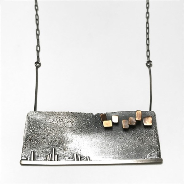 Big Sky Necklace by Theresa St. Romain