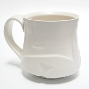 White Mug by Steve Kelly
