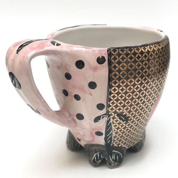 Mug by Posey Bacopoulos