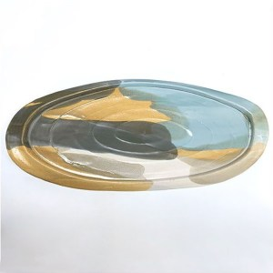Oval Tray by Katie Queen