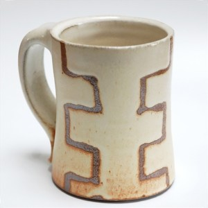 Tall Mug by Courtney Martin