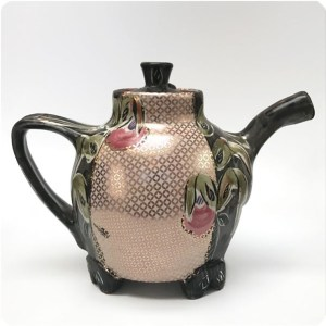 Teapot by Posey Bacopoulos