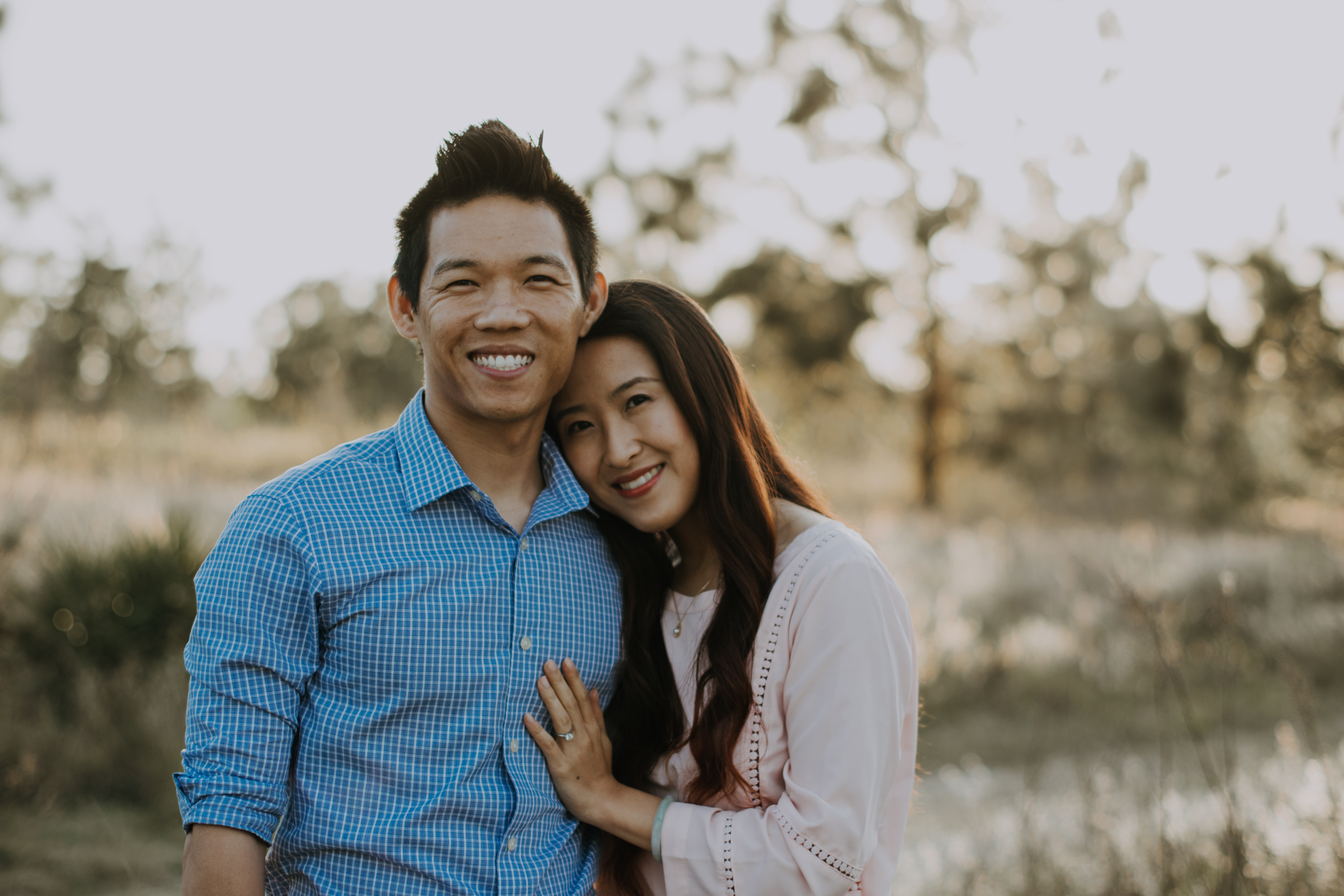 lake louisa engagement | freehearted film co | tampa wedding photography