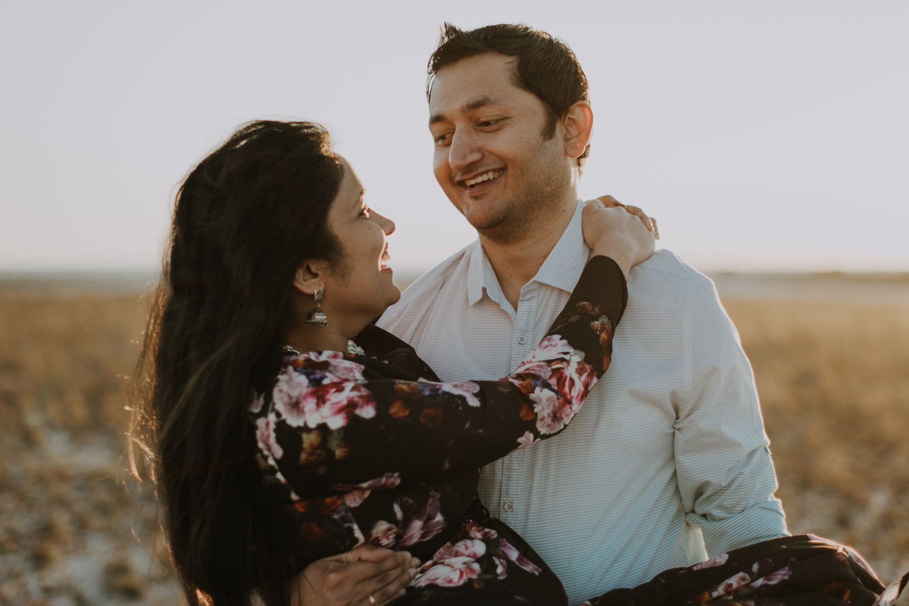 freehearted film co | st pete engagement photo session