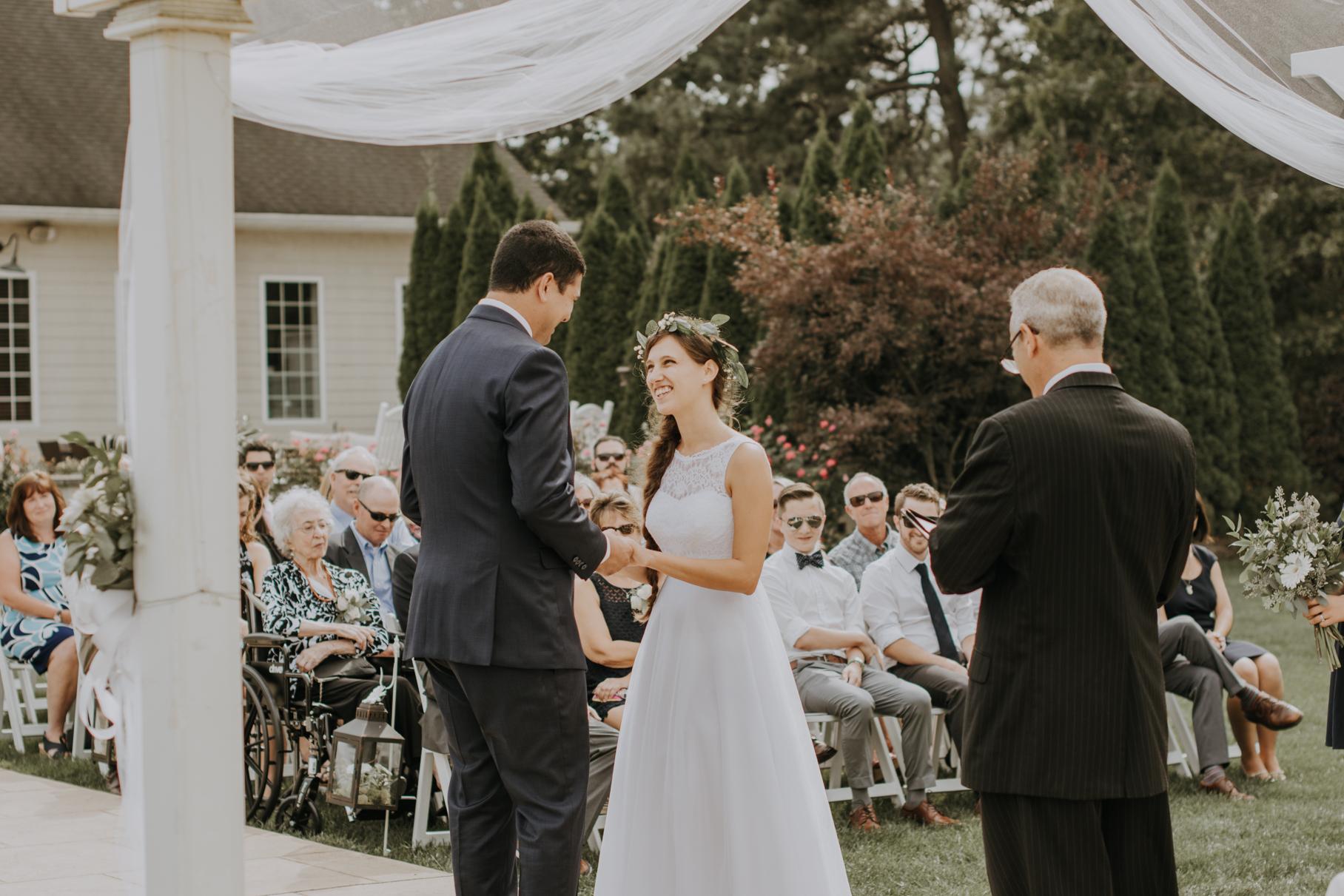 catie + chris | new york and tampa wedding photographer