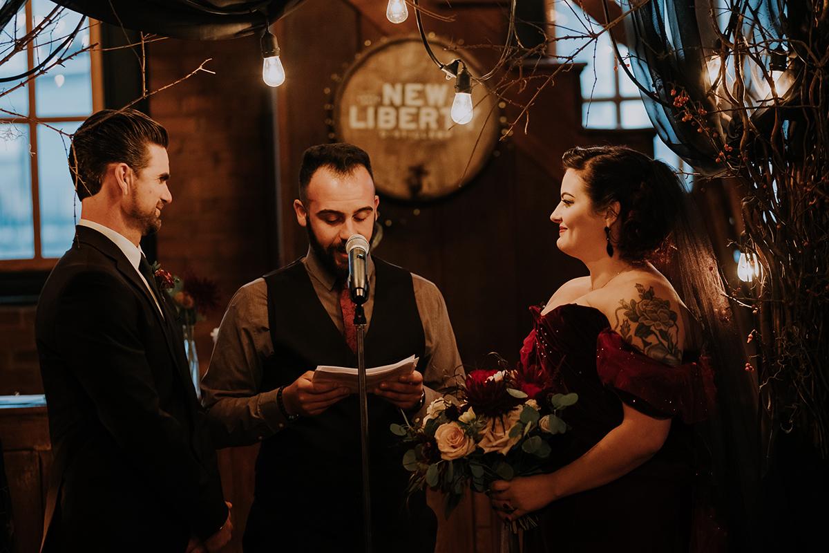 moody philadelphia wedding | moody film wedding photography | travel wedding photographer