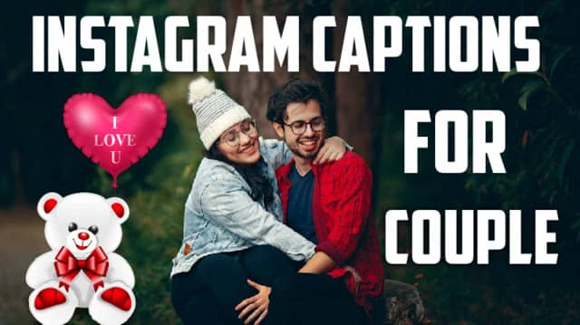 2020 Best Instagram Captions for Love – Romantic Caption For Couples