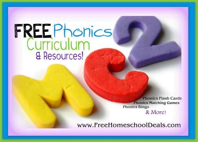 Free Phonics Curriculum