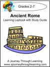 Free Ancient Rome Lapbook with Study Guide