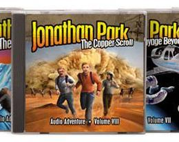70% Off Jonathan Park Complete Adventure Collection (MP3) Today Only! 11/19/12