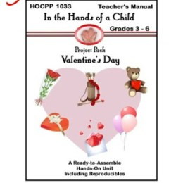 Two Limited Time Free Valentine's Day Lapbook Project Packs: Early Learning-6th Grade