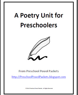 free poetry unit for preschoolers based on shel silverstein 39 s where the sidewalk ends free. Black Bedroom Furniture Sets. Home Design Ideas