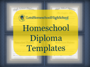 Free homeschool high school diploma templates free homeschool deals free homeschool high school diploma templates maxwellsz